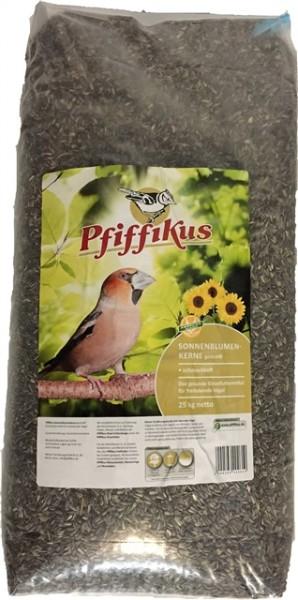 Pfiffikus Sonneblumenkerne gestreift 25 kg