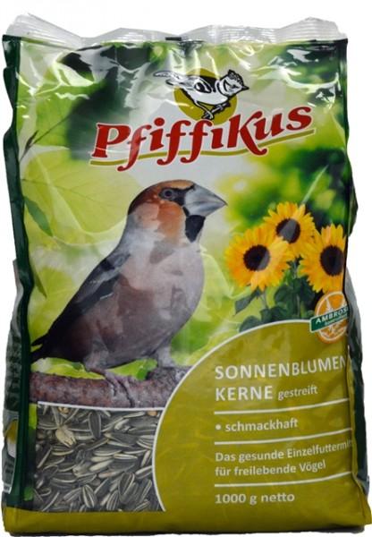 Pfiffikus Sonnenblumenkerne gestreift 1kg