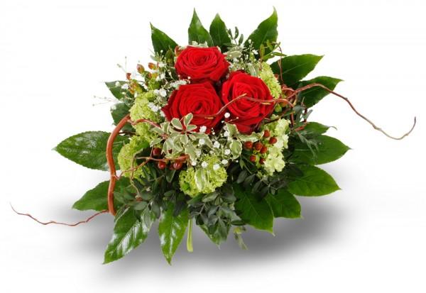 Rosengruß für Sie