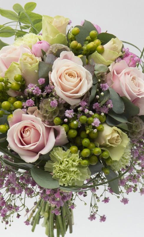 Hochzeit Blumen Risse