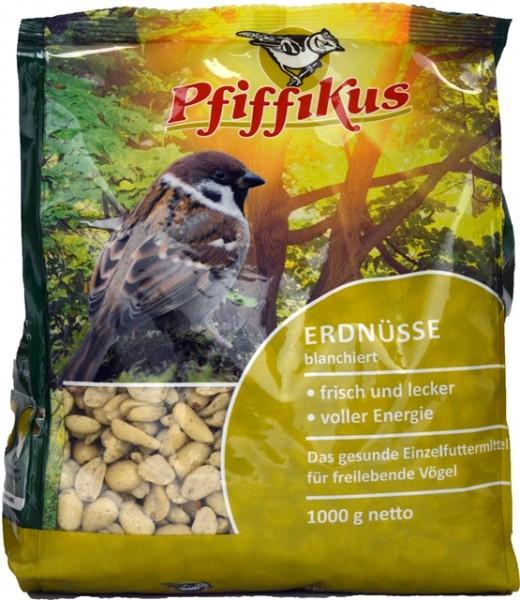Pfiffikus Erdnüsse blanchiert 1kg