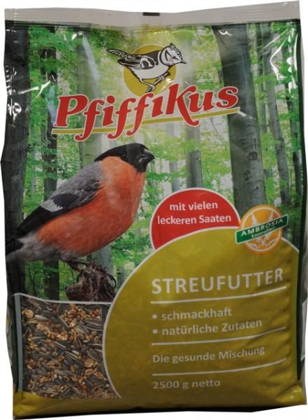 Pfiffikus Streufutter 2,5 kg