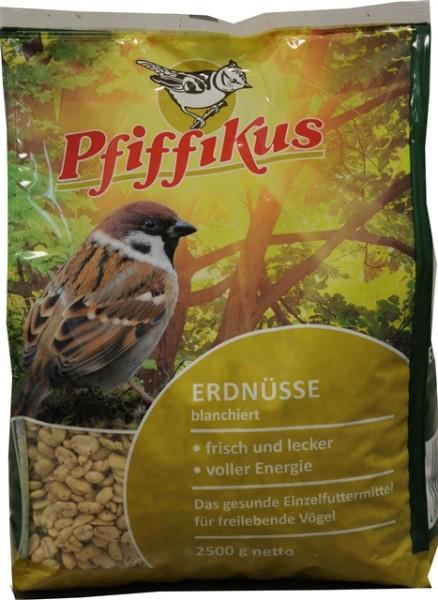 Pfiffikus Erdnüsse blanch. 2,5 kg