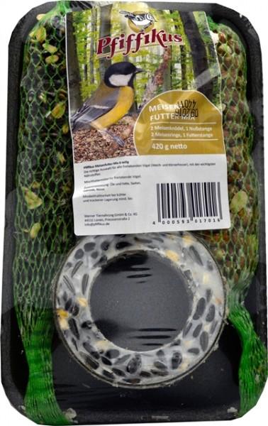 Pfiffikus Meisenfutter Mix
