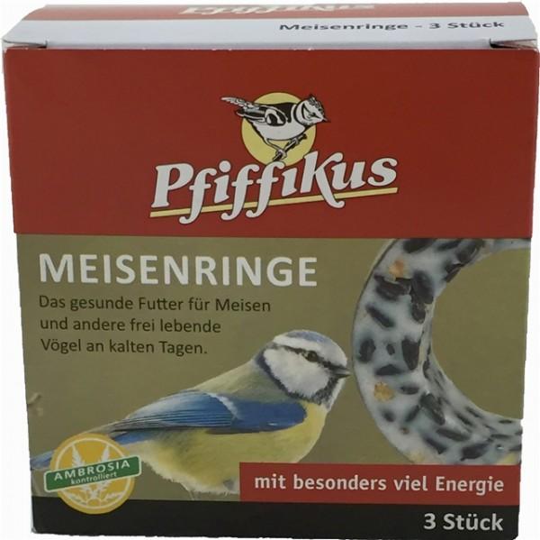 Pfiffikus Meisenringe