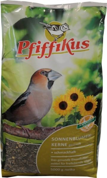 PfiffikusSonnenblumenkerne gestreift 5kg