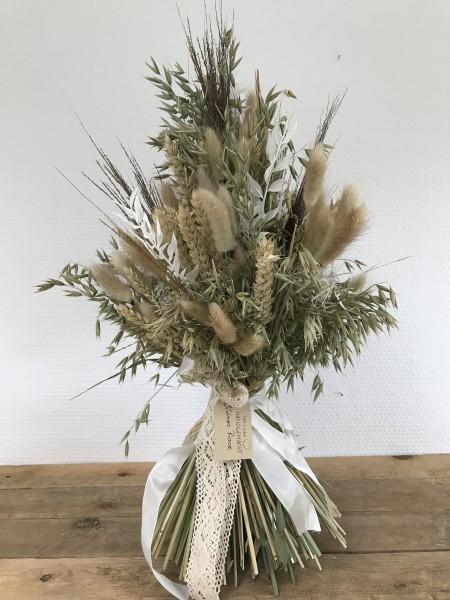Trockenblumenstrauß Boho groß