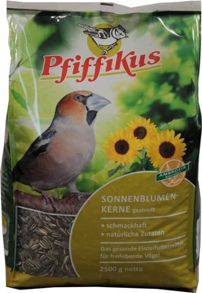 Pfiffikus Sonnenblumenkerne gestreift 2,5kg
