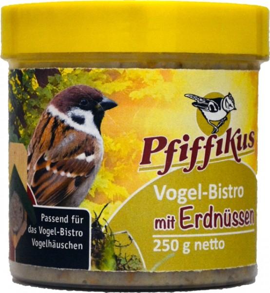 Pfiffikus Vogel-Bistro Erdnüsse