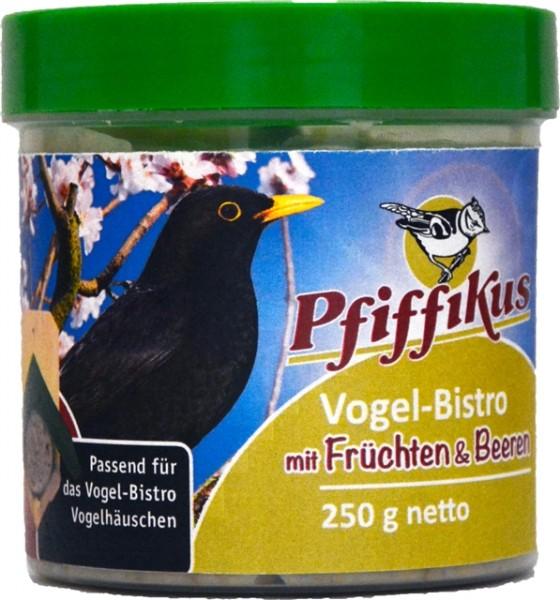 Pfiffikus Vogel-Bistro Früchte-Beeren