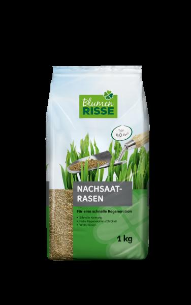 BLUMEN RISSE Nachsaat-Rasen, vers. Größen