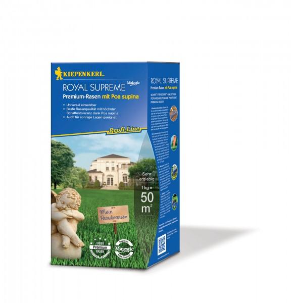PROFI-LINE Royal Supreme Premium-Rasen, 1 kg