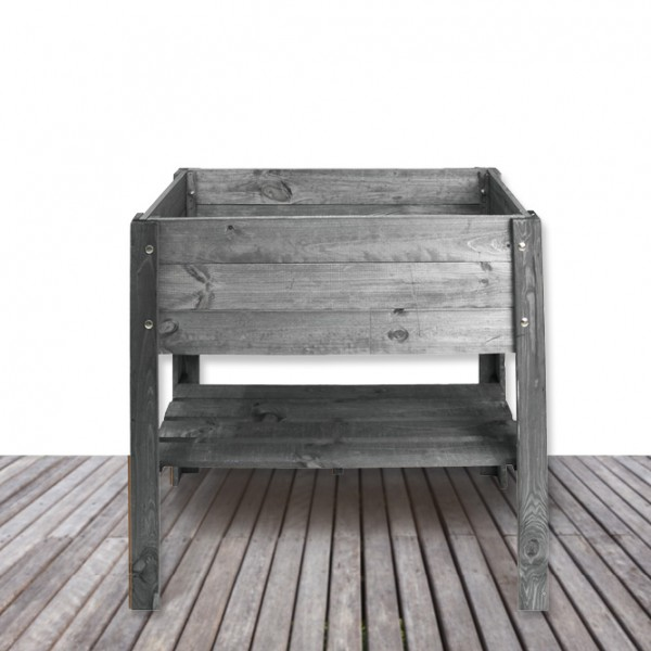 Holz-Hochbeet