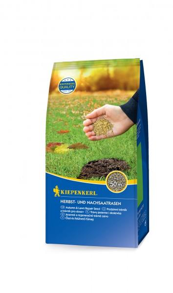 KIEPENKERL Herbst- und Nachsaatrasen, 1 kg