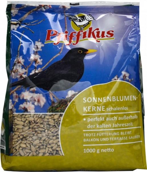 Pfiffikus Sonnenblumenkerne schalenlos 1kg