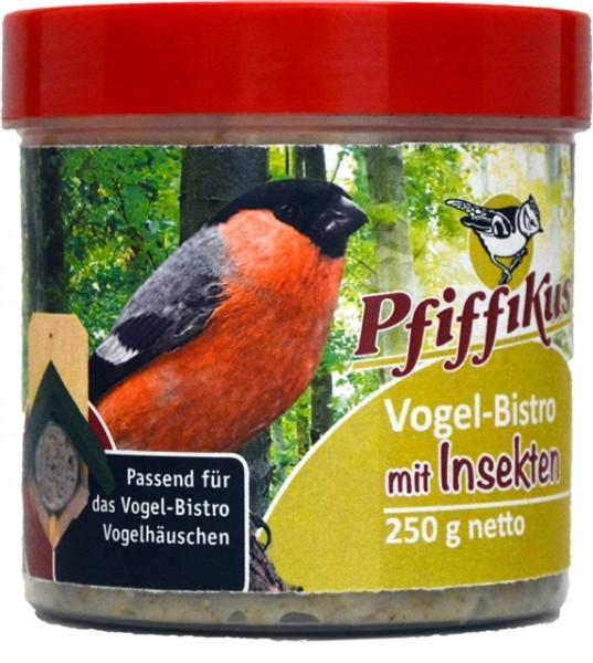 Pfiffikus Vogel-Bistro Insekten